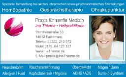 Praxix Ina Thieme