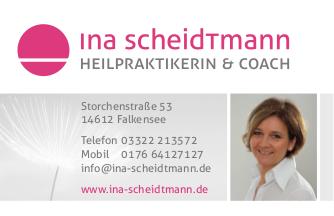 Ina Theme – Heilpraktikerin